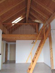 Schöne helle Dachgeschosswohnung ab 1