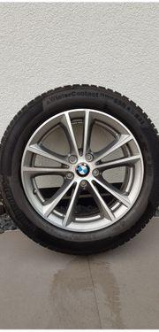 Winterkompletträder 5er BMW Continental neuwertig