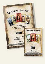 Pandora Kartendeck und weitere System-Unterlagen