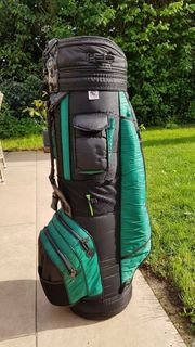 Grosses Golfbag Golftasche