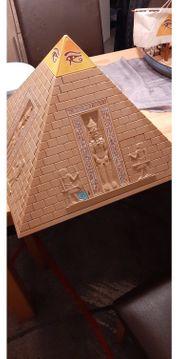 Playmobil Ägypten Pyramide Sphinx etc
