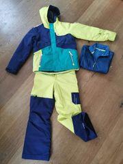 Jungen Skianzug Gr 152