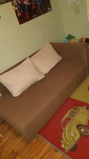 Sofa mit Bettkasten