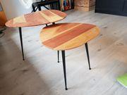 SIT Couchtisch mit Massivholzplatte aus