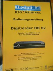 DigiCorder HD S2 TV