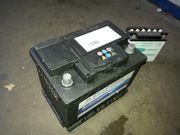 Starterbatterie 12V 55Ah