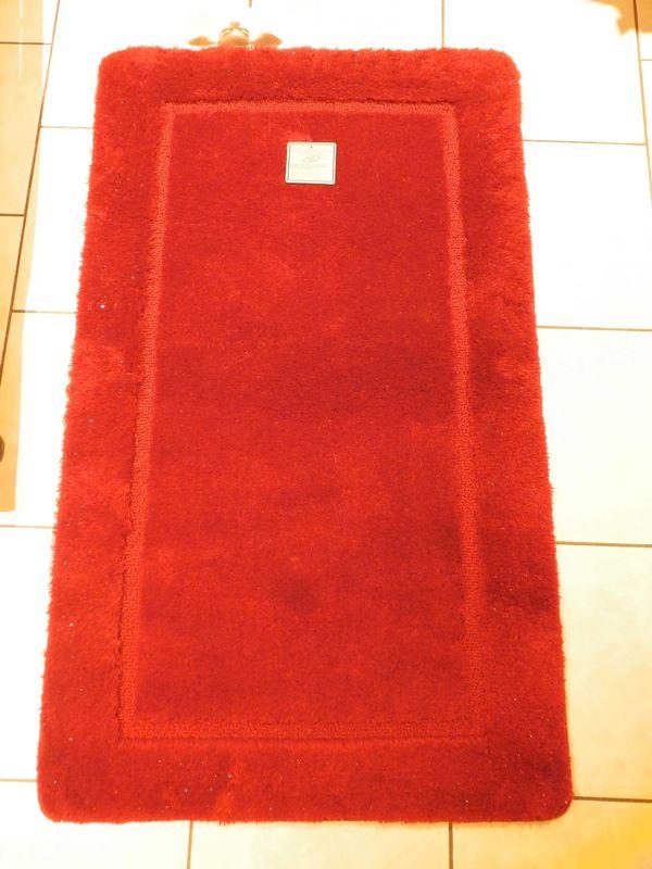Badteppich Badematte Badvorleger Duschvorleger Teppich