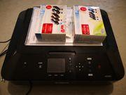 Canon Pixma MG 5450 Multifunktionsdrucker