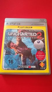 Uncharted 2 3 PS3