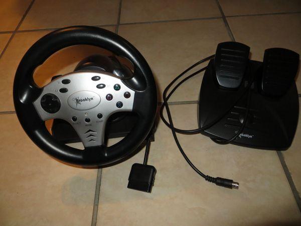 Lenkrad Playstation 2