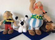 Asterix und Obelix mit Idefix