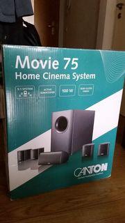Canton Movie 75 Home Cinema