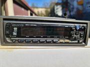 Kenwood Autoradio mit Minidisk KMD