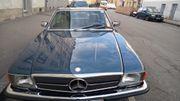 Mercedes-Benz 280 SL-Neuaufbau Wertsteigerung garantiert