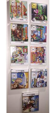 9 Nintendo Spiele