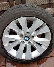 BMW 5er BBS 17 Zoll