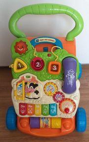 Drei Vtech Musik Kinderspielzeuge