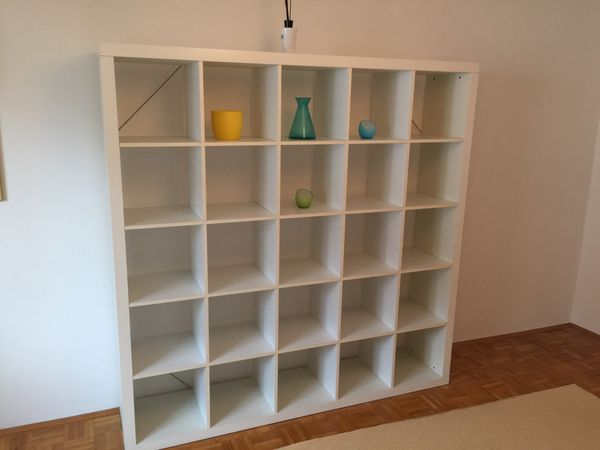 IKEA Expedit Kallax 5x5 Fächer