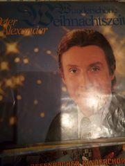 Peter Alexander Weihnacht LP