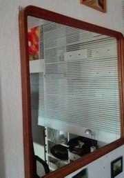 Schöne Spiegel mit ohne Rahmen