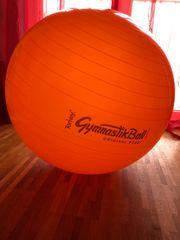 Pezzi Gymnastik Ball inklusive Pumpe