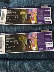 Elton John 2 Tickets 26