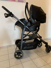 Hauck Kinderwagen-Set Rapid 4S plus