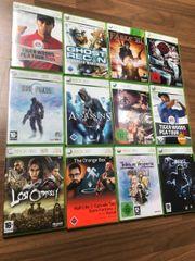 30 xbox 360 Spiele