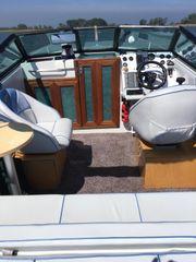 Motorboot mit Bodenseezulassung