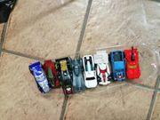 Mattel Hot Wheels 9er Set