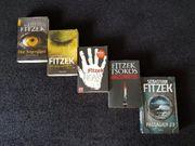 Fitzek Büchersammlung