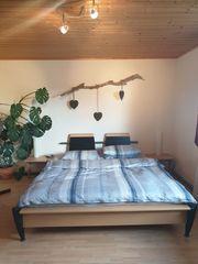 Schönes Nolte Schlafzimmer Bett Kleiderschrank