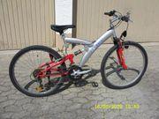 26 Zoll Fahrrad Fahrbereit mit