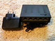 Netzwerk Switch - TPLINK LS1005G - 5-Port -