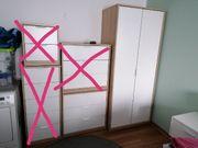 IKEA ASKVOLL Kleiderschrank Kommode