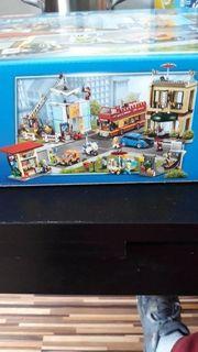 Baukästen & Konstruktion Spielzeug Lego City Eisenbahnschienen