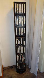 Video Drehturm Aufbewahrung für VHS