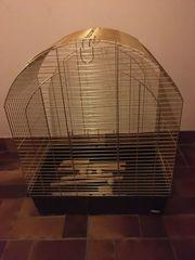 Vogel- Papageienkäfig