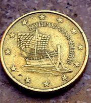 2008 Zypern 50 Euro Cent