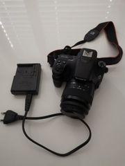 Sony Alpha 58 mit Kit