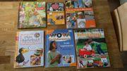 Bücherpaket Kinder Natur Garten Basteln