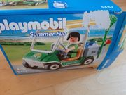 Playmobil Summer fun Campingplatz Servicefahrzeug
