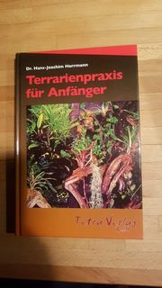 Buch Terrarienpraxis für Anfänger