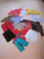 Kleidungspaket Gr 116