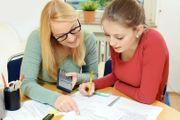 Mathe Wissenslücken mit qualifizierter Nachhilfe