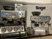 Sage SES875 Barista Express Siebträgermaschine