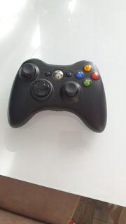 Xbox 360 Controller Schwarz