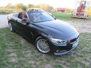 BMW 435 i Cabrio Leder