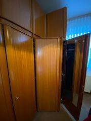 Schlafzimmer Retro Kirschbaum von 1980