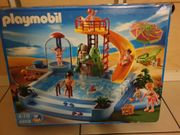 Playmobil Schwimmbad 4858